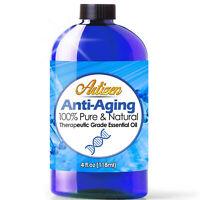 Artizen Anti-Aging Essential Oil Blend (100% PURE & NATURAL - UNDILUTED) - 4oz