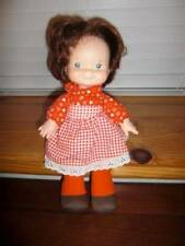 "Fisher Price ~ Vintage 1973 Vinyl 13"" Lapsitter Doll Original Clothing"