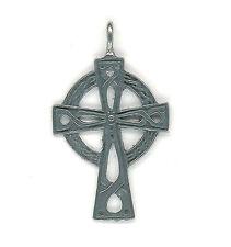 Pendentif Celtic legends - Croix (Fabrication Française)