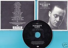 Maverick Sabre - CD - Lonely Are The Brave - CD von 2012 - ! ! ! ! !