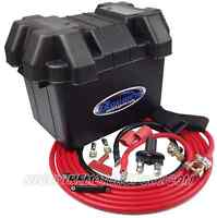 FORD FALCON XD XE XF XG XH GL XR6 GHIA FAIRMONT 1979-1999 BATTERY RELOCATION KIT