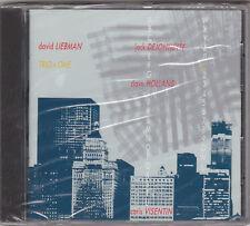 DAVID LIEBMAN TRIO + ONE - CD (NUOVO SIGILLATO) RARO !!