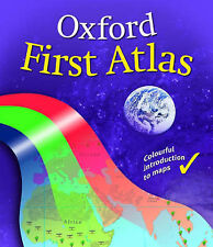 ATLASES FIRST ATLAS, Wiegand, Patrick, Very Good Book