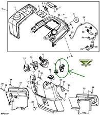 John Deere X300 X300R X304 X305R X310 X320 X324 PTO Mower Switch AM135131 New