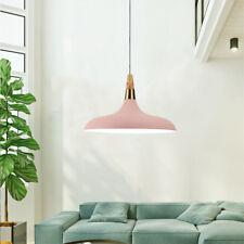 Wood Pendant Light Modern Ceiling Light Pink Chandelier Lighting Kitchen Lamp