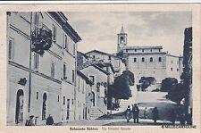 # BELMONTE SABINO: VIA VITTORIO VENETO - 1942