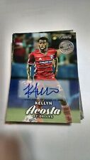2017 Topps Stadium Club MLS Kellyn Acosta Members Only AUTO 12/20 AUTOGRAPH