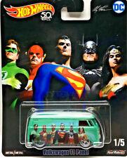 Hot Wheels Pop Culture DC Comics Justice League VOLKSWAGON T1 PANEL