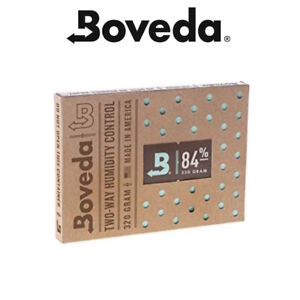 Neuf Boveda 84% Rh 2-way Humidité Control 320 Gramme Pack Humidor