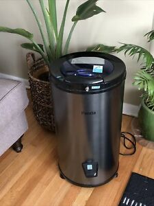Panda PANSP23B Spin Dryer for Swimsuits and Laundry, Water Extractor, Gray Used
