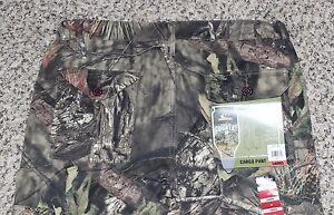NEW Womens Cargo Pants MOSSY OAK Break-Up Country Camo Size S M L XL XXL Hunting