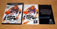 NBA Live 2003 komplett für Nintendo GameCube