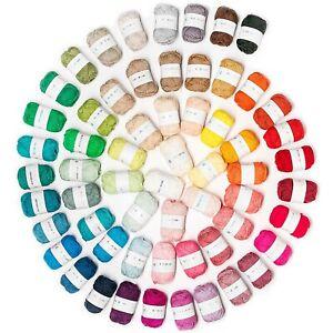 Rico Design Creative Ricorumi  25g / 57,5m Nadelstärke 3 - 4, 100% Baumwolle