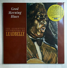 LEADBELLY - THE ESSENTIAL RECORDINGS OF LEADBELLY * LP VINYL MINT * FREE P&P UK