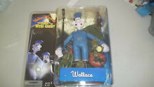 Mcfarlane Wallace & Gromit Curse of the Were Rabbit Wallace Figure