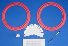 Cerwin Vega VS-100 Speaker Foam Surround Repair Kit / Woofer Refoam Kit