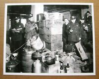 Detroit Michigan Prohibition 8 x 10 B&W Photo - Stroh Beer