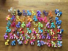 60 My Little Pony Mini Dolls PVC Character Figure Toy Miniature Set