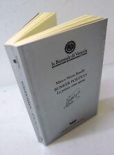 Rotelli,BUNKER POETICO.La poesia come opera,2001 I Quaderni del Battello Ebbro