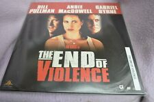 THE END OF VIOLENCE with Andie Mac Dowell - EUROPE POSTAGE mmoetwil@hotmail.com