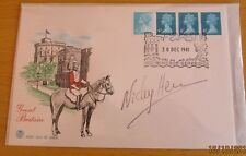 """FDC (First Day Cover) Signed Nicky Henson """"Fawlty Towers"""""""