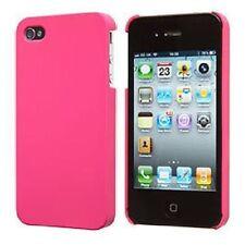 Super Ipod Touch 4G 4th GEN DE APPLE CRISTAL FLEXIBLE/rígido negro y rosa caso