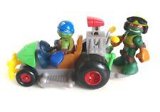 TMNT Teenage Mutant Ninja Turtles Half Shell Heroes Patrol Buggy With Figures