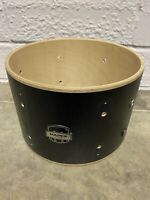 """Mapex Mars Tom Drum Shell 12""""x8"""" Bare Wood Project / Upcycle"""