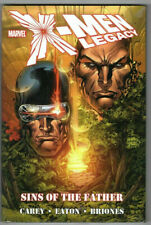 X-MEN LEGACY: SINS OF THE FATHER~Marvel Comics~ HARDCOVER NEW