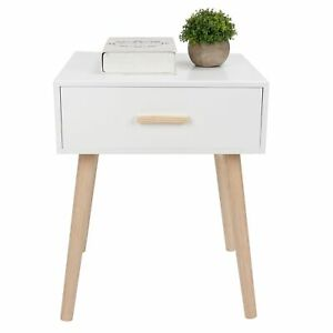 Bedside Table Innovative High‑quality Simple Practical for Bedroom
