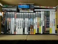 Video game manual and case lot (no games included) PS2 N64 Wii PS1 Xbox Gamecube