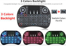2.4Ghz Mini Wireless Keyboard Fly Air Mouse Touchpad For Android Phone TV Box PC