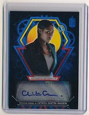 CHRISTINE ADAMS 2016 DOCTOR WHO EXTRATERRESTRIAL CATHICA KHADENI AUTO 15/25