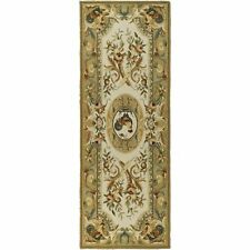 Safavieh Chelsea Rooster Taupe Wool Runner 2' 6 x 12'