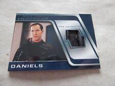 STAR TREK ENTERPRISE SEASON 4 COSTUME CARD -  DANIELS - C10