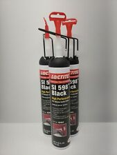 Loctite Gasket Maker Rtv Black Silicone 190 ml Each 40463 Box Of 3