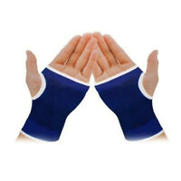 1 Pair Palm Wrist Hand Support Glove Elastic Brace Sleeve Sport Bandage Gym Wrap
