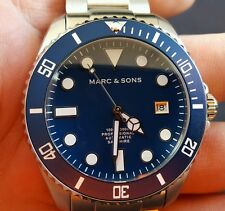 Marc & Sons Professional Sport 300 Meters Divers Watch....BNIB!