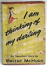 Vintage, McHugh, I Am Thinking of My Darling,(Hardcover, 1943, Good Condition)