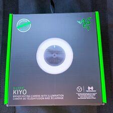 Razer Kiyo Full HD 1080p Streaming Camera With Illumination In Hand Ships Today!