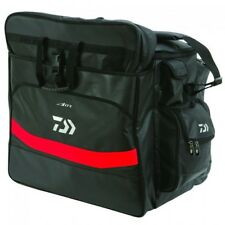 Daiwa Air Complete Carryall Black And Red NEW Coarse Fishing Tackle Bag
