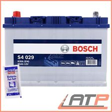 BOSCH S4 029 95Ah 830A 12V AUTO-BATTERIE STARTERBATTERIE+10g POL-FETT 31838283