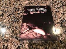 The Crown 14 Years Of No Tomorrow New Sealed 3-DVD Set! 2006 Slayer Gwar