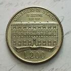 1990 Repubblica Italiana 200 lire