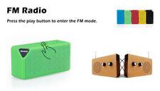 Mini Speaker X3 Green Built-in mic Wireless Bluetooth 2.0 * sent from Europe