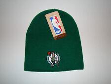 Boston Celtics NBA NEW ENGLAND winter knit hat cap CELTICS GREEN
