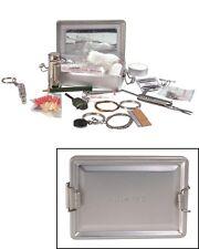 SURVIVAL Kit in ALU-BOX Combat Notfallbox Überlebensset Outdoor Set Notfallset