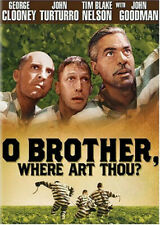 O Brother, Where Art Thou? (Dvd) George Clooney