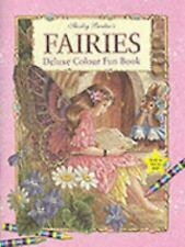 Fairies Deluxe Colouring Fun Book (Fairies Activity) by Barber, Shirley