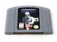 Star Wars: Shadows of the Empire (Nintendo 64) Tested Authentic N64 FAST SHIP!!!